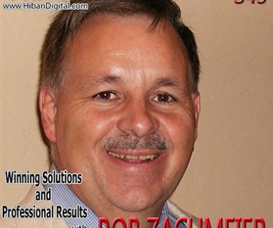WINNING SOLUTIONS AND PROFESSIONAL RESULTS WITH BOB ZACHMEIER