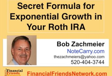 Secret Formula for Exponential Growth in Your Roth IRA